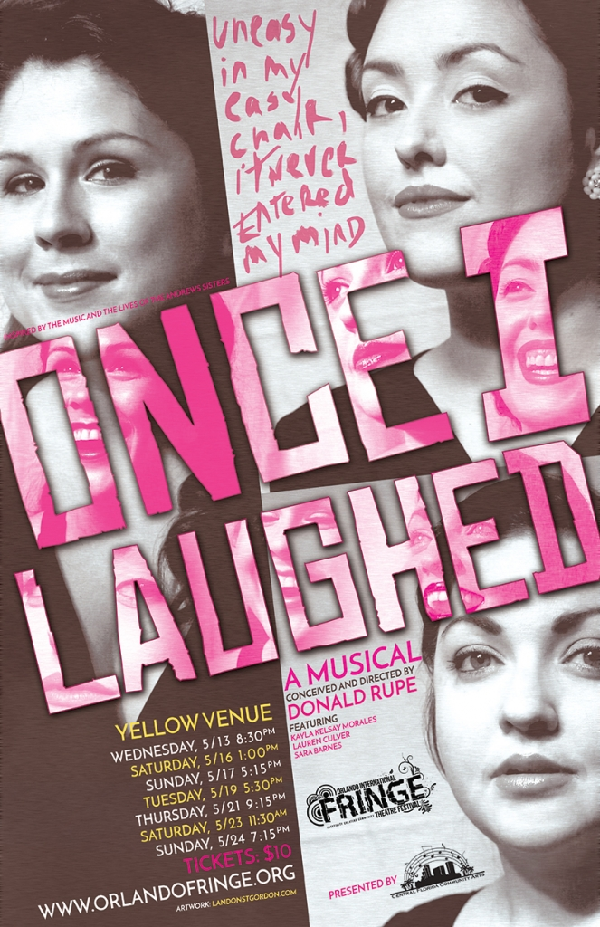 05-13to24.15 - Once I Laughed Poster